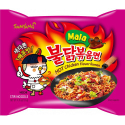 Samyang Mala Hot Chicken Flavour Ramen
