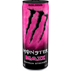 Monster Energy Maxx Solaris Extra Strenght