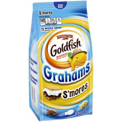 Goldfish Baked Grahams S'mores
