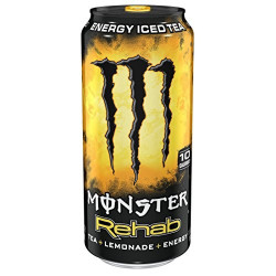 Monster Rehab Lemonade Tea