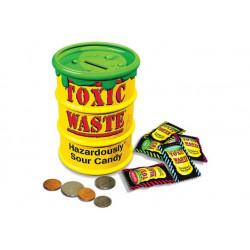 Toxic Waste Yellow Money Bank