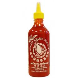 Flying Goose Sriracha with Ginger