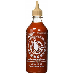 Flying Goose Sriracha Extra Garlic