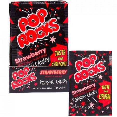 Pop Rocks Strawberry USA