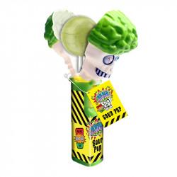 Brain Blasterz Sour Apple Brain Pop