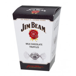 Jim Beam Milk Chocolate Truffles