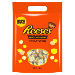Reese's Miniatures Sharing Bag