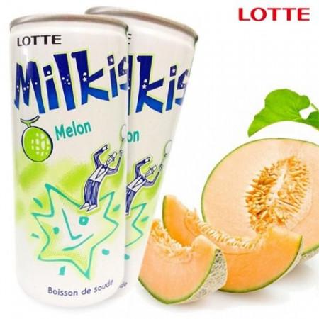 Lotte Milkis Muskmelon
