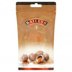 Baileys Chocolate Salted Caramel Mini Delights