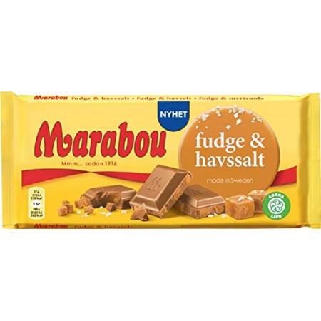 Marobu Fudge & Havssalt