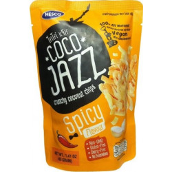 Coco Jazz Crunchy Coconut Chips Spicy
