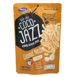 Coco Jazz Crunchy Coconut Nectar Chips