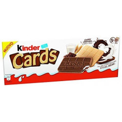 Kinder Cards 5 Pack