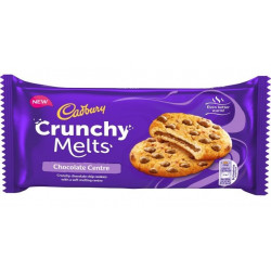 Cadbury Crunchy Melts Chocolate Centre