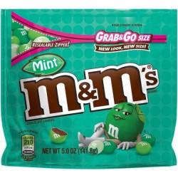 M&M's Mint Grab & Go