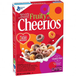 Fruity Cheerios