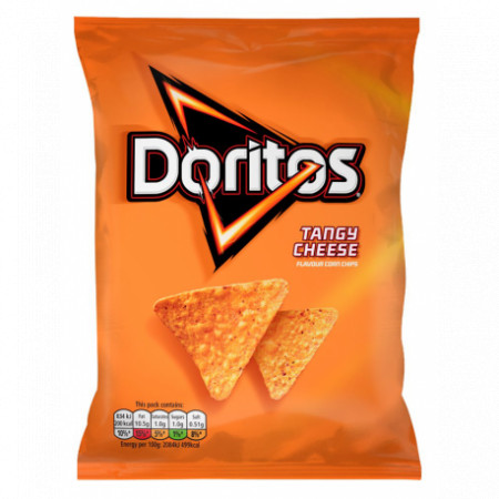 Doritos Tangy Cheese Tortilla Chips 80g
