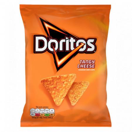 Doritos Tangy Cheese Tortilla Chips 80g