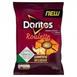 Doritos Roulette Tabasco Tortilla Chips 162g