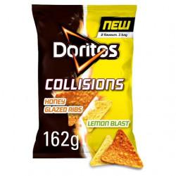 Doritos Honey Glazed Ribs & Lemon Blast Tortilla Chips 162g