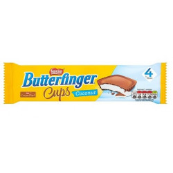 Nestle Butterfinger Coconut 4 Cups