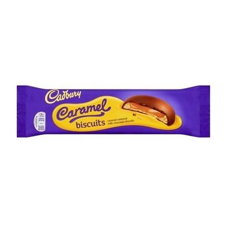 Cadbury Caramel Biscuits