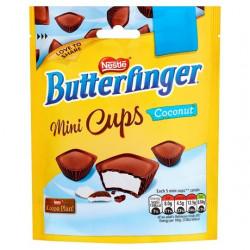 Nestle Butterfinger Minicups Coconut