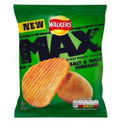 Walkers Max Salt & Vinegar 50g
