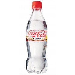 Coca-Cola Clear Japan