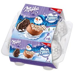 Milka Snow Balls Oreo