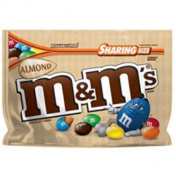 M&M's Almond Sharing Bag