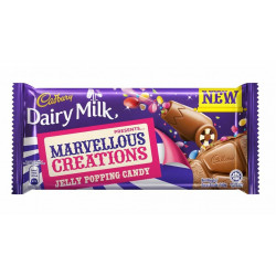 Cadbury Marvellous Jelly Popping Candy