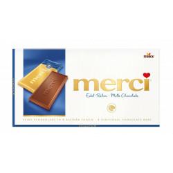 Merci Edel Rahm Milk Chocolate