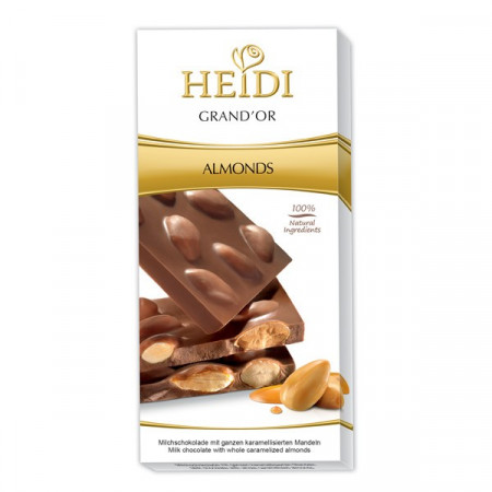 Heidi Grand'or Almonds