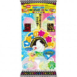 Kracie Popin Cookin Himitsu Neru Neru Cherry / Banana