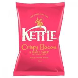 Kettle Crispy Bacon & Maple Syrup