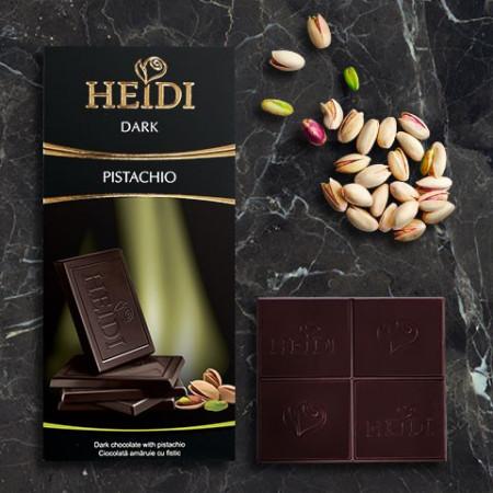 Heidi Dark Pistachio
