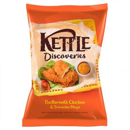 Kettle Buttermilk Chicken & Sriracha Mayo