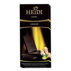 Heidi Dark Ginger Chocolate