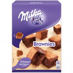 Milka Brownies