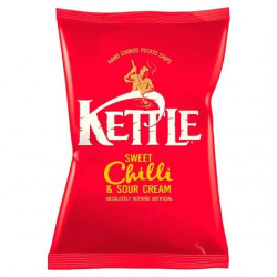 Kettle Sweet Chilli & Sour Cream