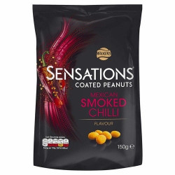 Walkers Sensations Mexican Smoked Chilli