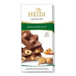 Heidi Grand'or Milk & Hazelnuts