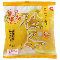 Konjac Jelly Yuzu