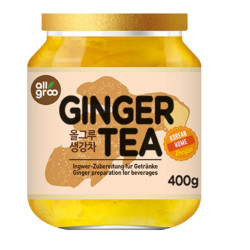 All Groo Ginger Tea