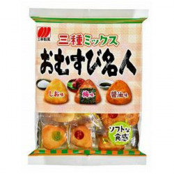 Meiji Omubushi Sanko Seika Rice Cracker