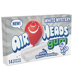 Airheads White Mystery Bubble Gum