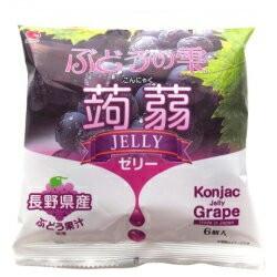 Konjac Jelly Grape