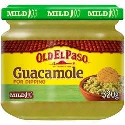 Old El Paso Mild Salsa Dip Guacamole