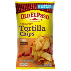 Old El Paso Tortilla Chips Chilli Mild